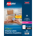 Avery<sup>&reg;</sup> Shipping Labels with TrueBlock&trade; Technology - Avery<sup>&reg;</sup> Shipping Labels