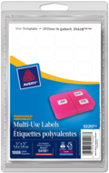 Avery<sup>®</sup> Multi-Use Removable Labels 2207