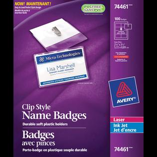 Avery® Badges