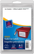 Avery<sup>®</sup> Multi-Use Removable Labels 2225