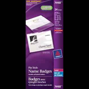 Avery® Pin Style Name Badge Kit