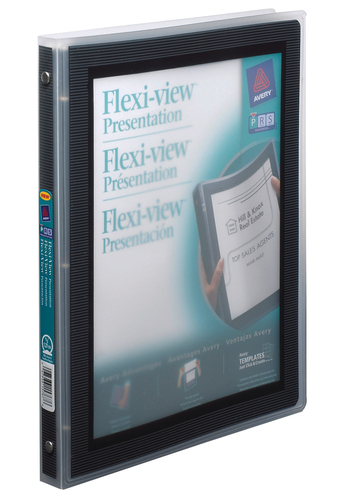 Avery<sup>®</sup> Flexi-View™ Binder - Avery<sup>®</sup> Flexi-View™ Binder