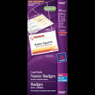 Avery® Hanging Name Badge kit