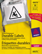 Avery<sup>®</sup> Durable ID Labels with TrueBlock™ Technology 6575