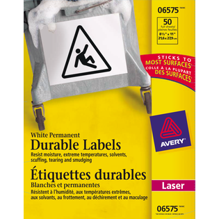 Avery® Durable ID Labels