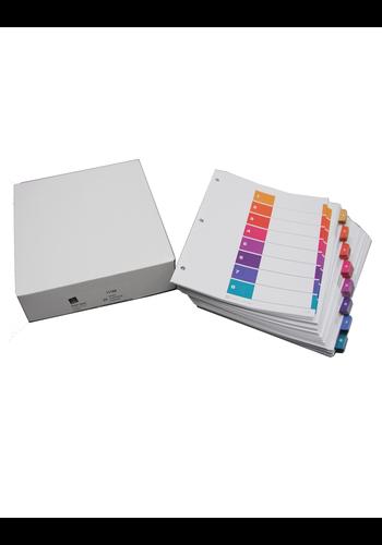 Avery<sup>&reg;</sup> Ready Index Intercalaires avec Table des Matières pour imprimantes à laser ou jet d'encre - Avery<sup>&reg;</sup> Ready Index Intercalaires