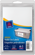 Avery<sup>®</sup> Multi-Use Removable Labels 2228