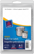 Avery<sup>®</sup> Multi-Use Removable Labels 2102