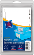 Avery<sup>®</sup> Multi-Use Removable Labels 2222
