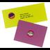 Avery<sup>®</sup> Étiquettes Voyantes pour imprimantes à jet d'encre 1-1/2