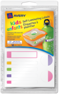 Avery<sup>®</sup> Kids Self-Laminating Labels 41426