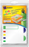 Avery<sup>®</sup> Kids Self-Laminating Labels 41425