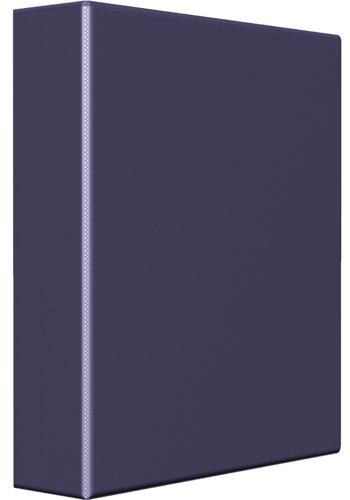 Avery® 79339 - Reliure de présentation robuste,  Holds 8-1/2in. x 11in. Paper, Violet