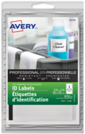 Avery<sup>&reg;</sup> Self-Laminating ID Labels Handwrite 00746
