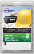 Avery<sup>&reg;</sup> Self-Laminating ID Labels Handwrite 00747