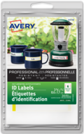 Avery<sup>&reg;</sup> Self-Laminating ID Labels Handwrite 00748