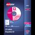 Avery<sup>&reg;</sup> Étiquettes CD pour imprimantes à laser ou jet d'encre - Avery<sup>&reg;</sup> Étiquettes CD