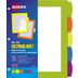 Avery<sup>®</sup> Big Tab™ UltraLast™ Plastic Dividers - Avery<sup>®</sup> Big Tab™ UltraLast™ Plastic Dividers