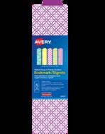 Avery<sup>&reg;</sup> Signets Intercalaires en plastique avec onglet insertion rapide 24909