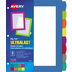 Avery<sup>&reg;</sup> Big Tab&trade; UltraLast&trade; Plastic Dividers - Avery<sup>&reg;</sup> Big Tab&trade; UltraLast&trade; Plastic Dividers