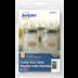 Avery<sup>®</sup> Étiquettes ovales festonnées pour imprimantes à laser ou jet d'encre - Avery<sup>®</sup> Étiquettes ovales festonnées