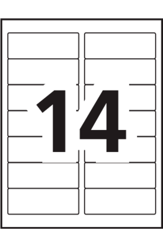 avery labels 5162 template