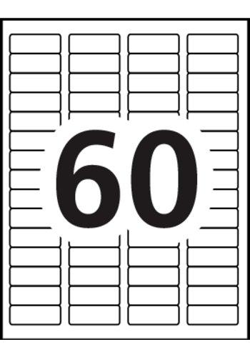 avery u00ae easy peel u00ae return address labels - 8195