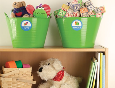 Cleanup Tips for Clutter-free Kids' Rooms