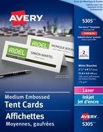 Avery<sup>&reg;</sup> Medium Tent Cards 5305