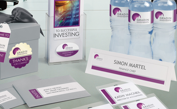 tent cards as place cards ir buffet cards