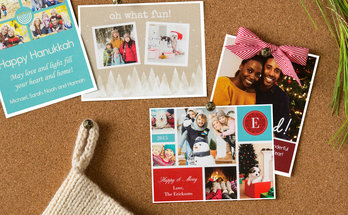 Holiday and Valentine Greeting Cards