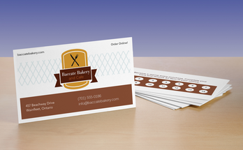 Small Business Business Cards