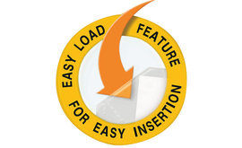 Easy Load Sheet Protector