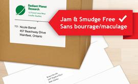 Jam Free Smudge Free