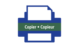 Office Copier Labels