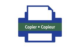 Office Copier Labels