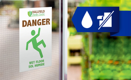 Water and Tear Resistant Labels