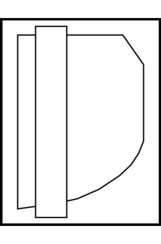 Avery® Designer View Binder Spine - Digital Smoke - 18606 - Template