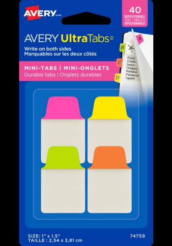 Avery UltraTabs™  Mini-Tabs 1