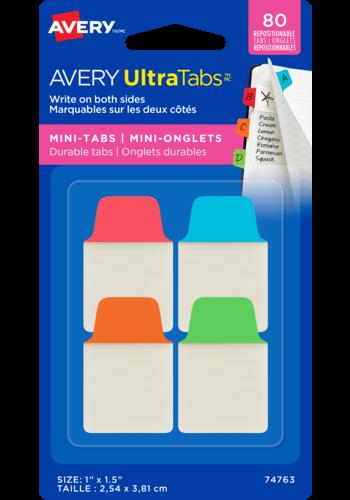 Avery UltraTabs<sup>MC</sup> Mini-Onglets 1