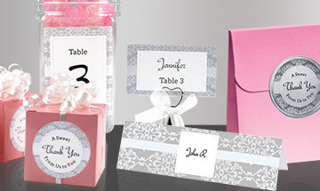 Wedding Specialty labels
