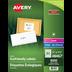 Avery<sup>®</sup> Étiquettes d'adresse écologiques pour imprimantes à laser ou jet d'encre - Avery<sup>®</sup> Étiquettes d'adresse écologiques