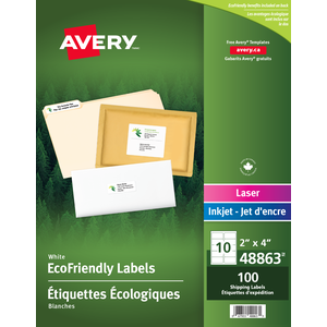 Store locator avery 48863 for Avery template 48863