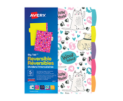 Furry Friends Dividers