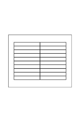 template for hanging pictures - avery hanging folder insert 11137 word template