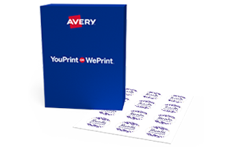 Avery WePrint