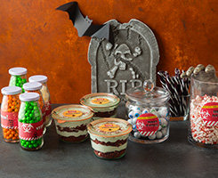 Halloween Pre-designed Templates