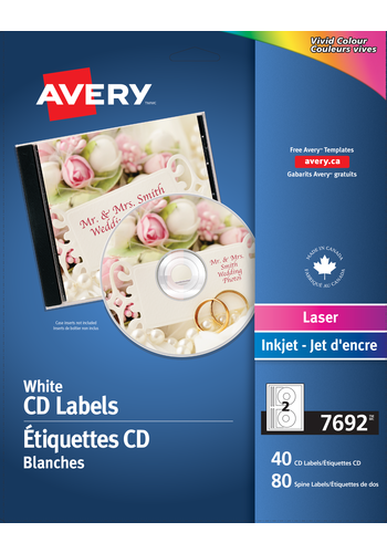 Avery<sup>&reg;</sup> CD Labels - Avery<sup>&reg;</sup> CD Labels