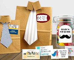 Father's Day Pre-designed Templates