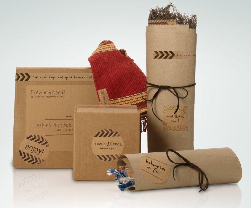 kraft brown shipping paper